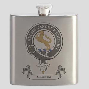 Badge-Gillespie [Stainton] Flask
